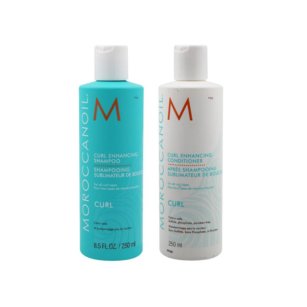 Moroccanoil Curl Enhancing Duo