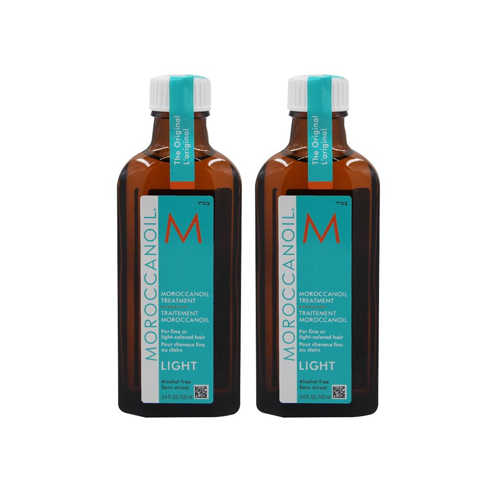 Moroccanoil Light Treatment 100ml Share Pack
