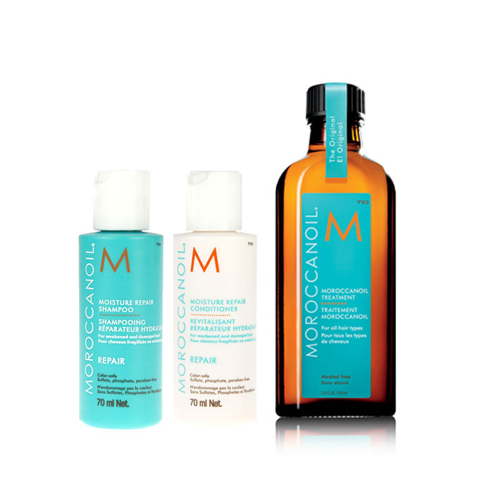 Moroccanoil Treatment Value Pack