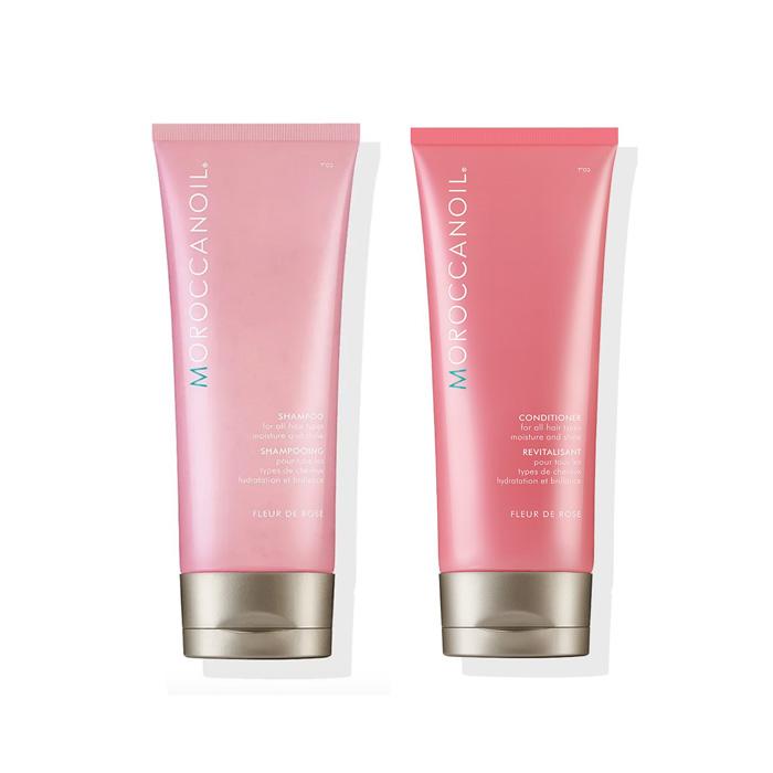 Moroccanoil Fleur De Rose Shampoo and Conditioner Duo