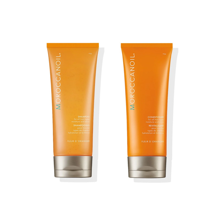 Moroccanoil Fleur D'Oranger Shampoo and Conditioner 200ml Duo