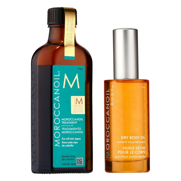 Moroccanoil 10th Anniversary Set - Original