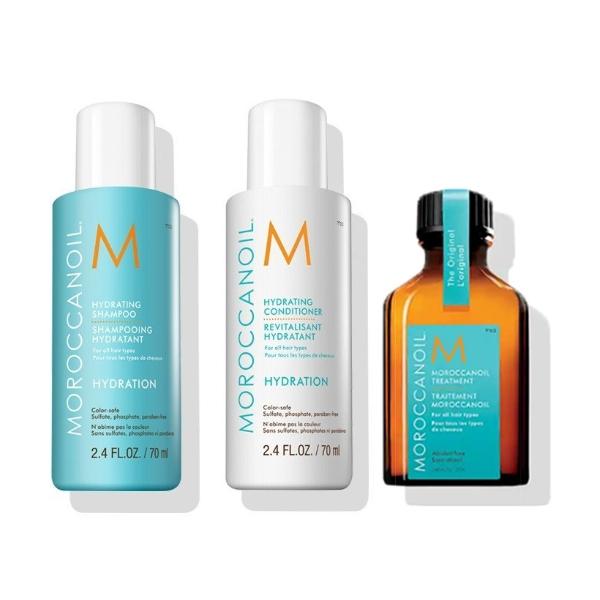 Moroccanoil Hydrating Trio