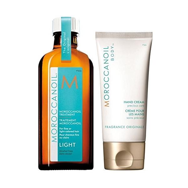 Moroccanoil Light Oil Soft & Shine Duo Pack