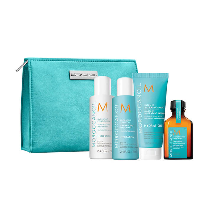 Moroccanoil Hydration Takes Flight Pack