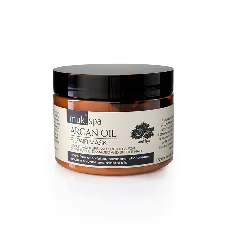 muk Spa Argan Oil Repair Mask 250ml
