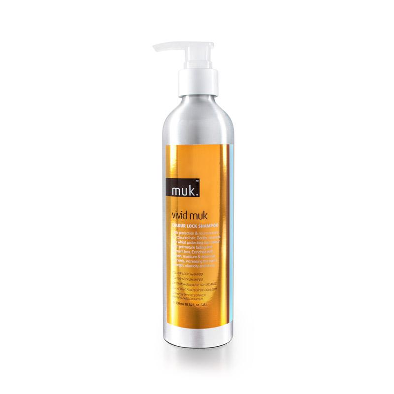 muk Vivid Muk Colour Lock Shampoo 300ml
