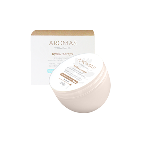 Nak Aromas Hydra Therapy with Argan Oil Intensive Treatment 250g