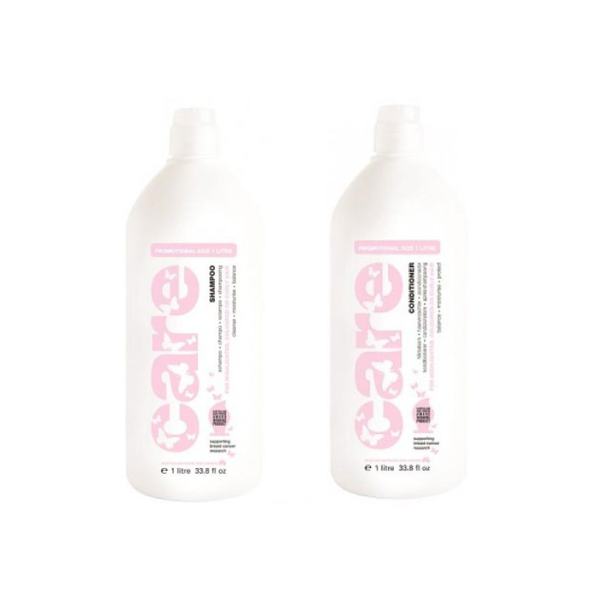 Nak Care Colour Shampoo And Conditioner 1 Litre Duo