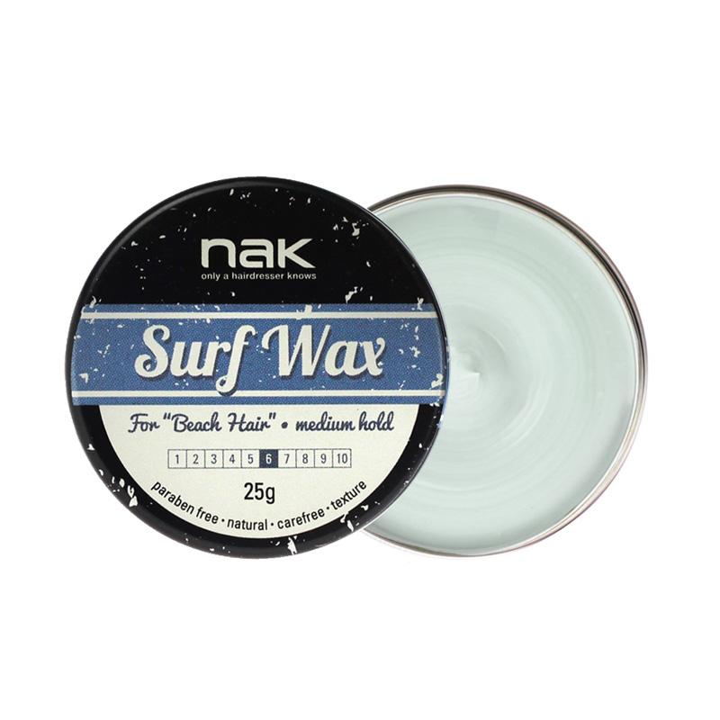 Nak Surf Wax For Beach Hair 25g