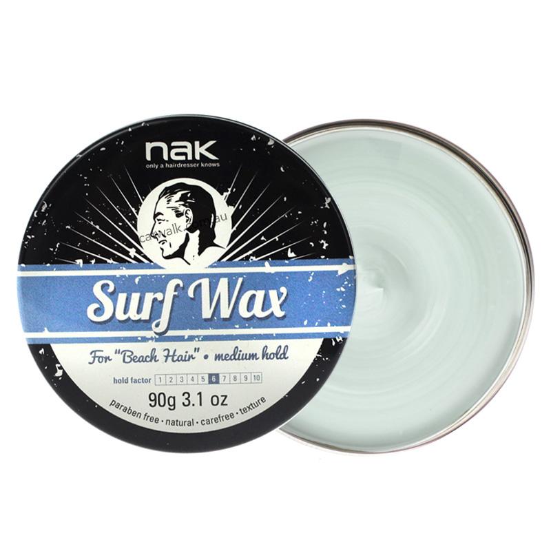 Nak Surf Wax For Beach Hair 90g