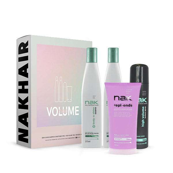 NAK Volume Quad Pack