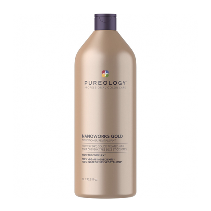 Pureology Nanoworks Gold Conditioner 1 Litre