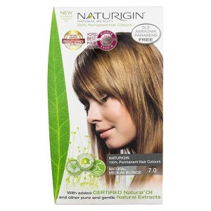 Naturigin Organic Hair Colour 7 Natural Medium Blonde