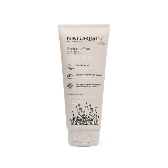 Naturigin Perfume Free Shampoo 200ml