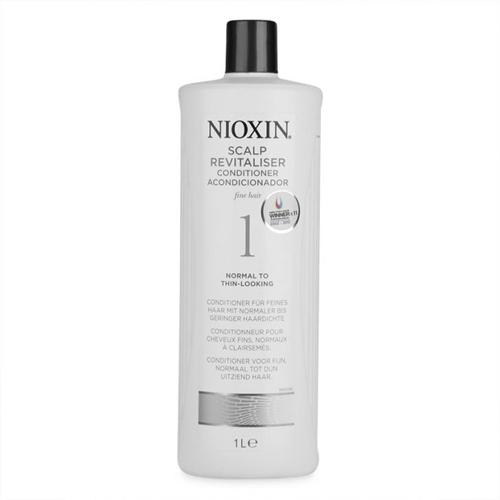 Nioxin System 1 Scalp Revitaliser 1 Litre