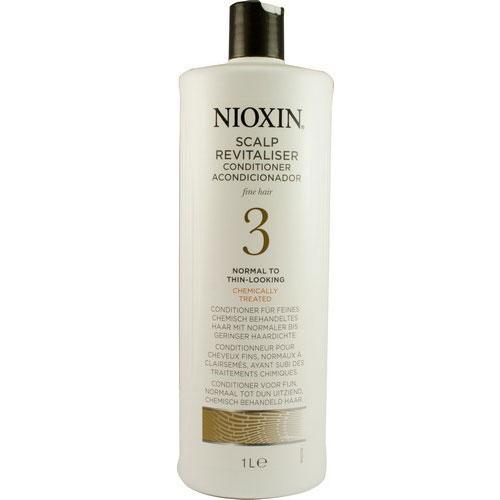 Nioxin System 3 Scalp Hair Revitaliser 1 Litre