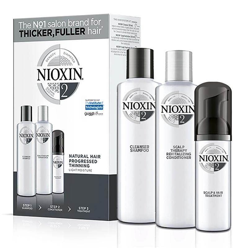 Nioxin Kit System 2 Starter Kit