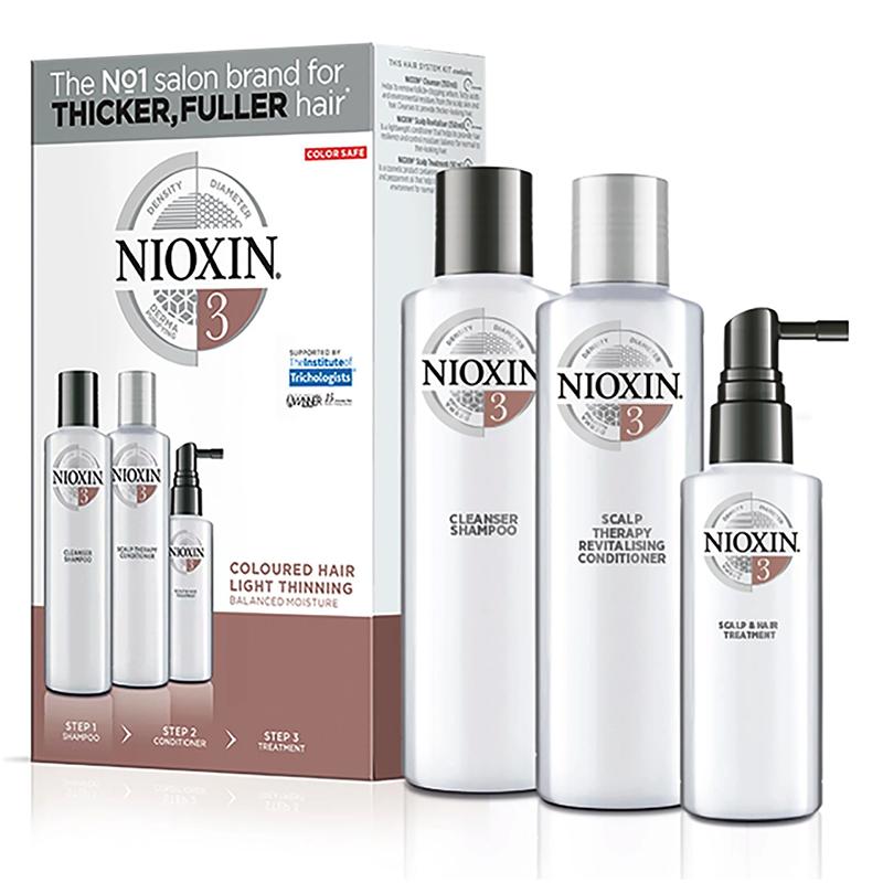 Nioxin Kit System 3 Starter Kit
