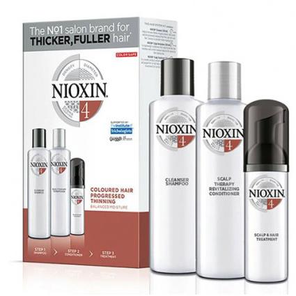 Nioxin Kit System 4 Starter Kit