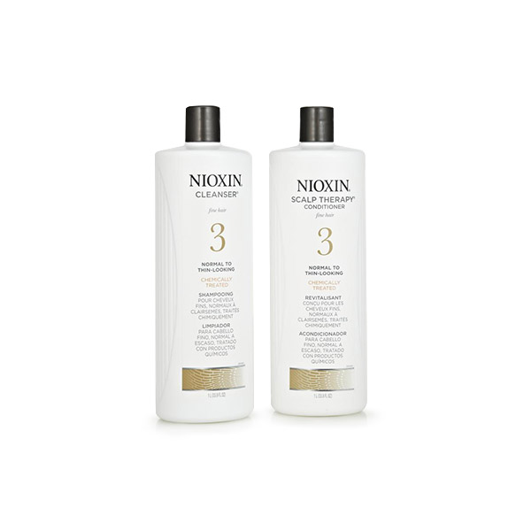 Nioxin System 3 Duo 1 litre