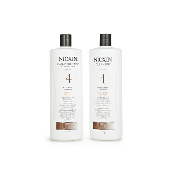 Nioxin System 4 Duo 1 litre