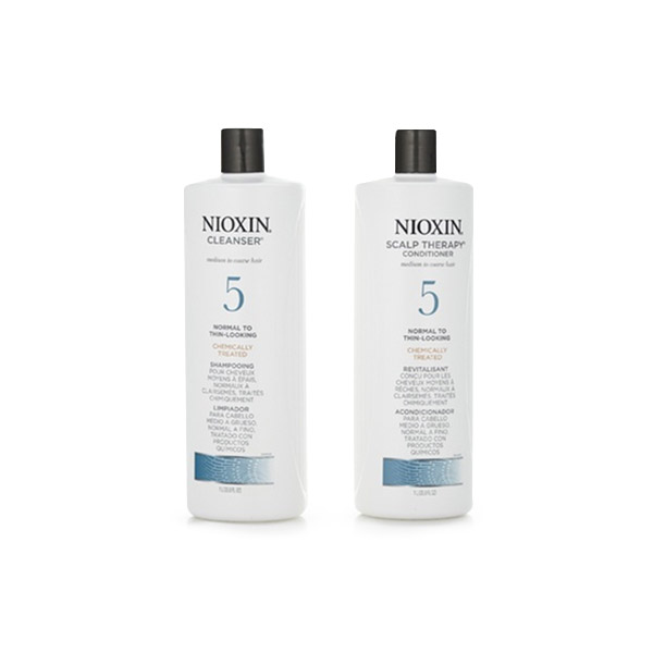 Nioxin System 5 Duo 1 litre