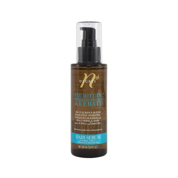Nth Degree Ultra-Smooth Argan Oil and Keratin Serum 100ml