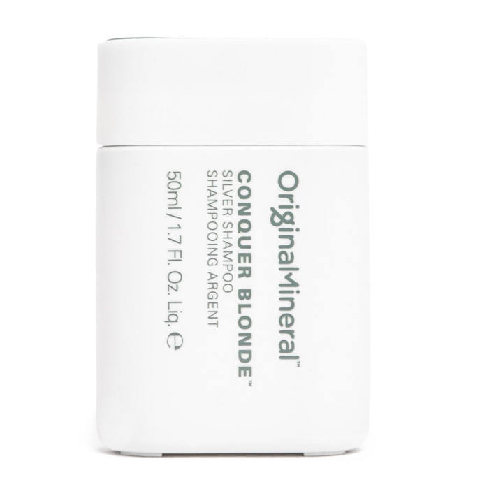 O&M Conquer Blonde Shampoo 50ml