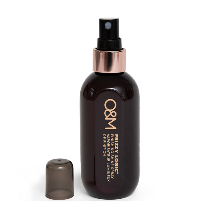 O&M Frizzy Logic Finishing Shine Spray 100mL