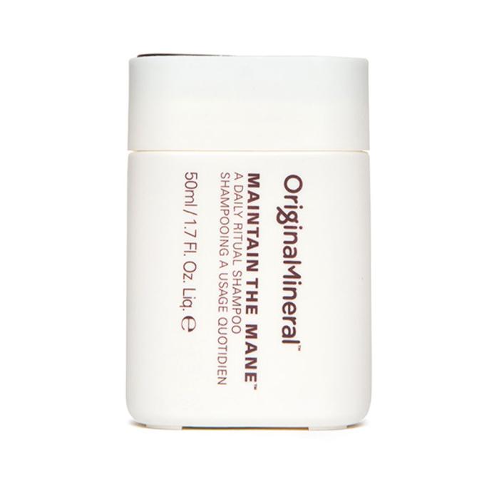 O&M Maintain the Mane Shampoo 50ml