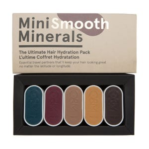 O&M Mini Minerals Smooth Haircare Kit