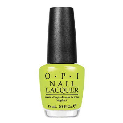 OPI Nicki Minaj Did It On 'Em