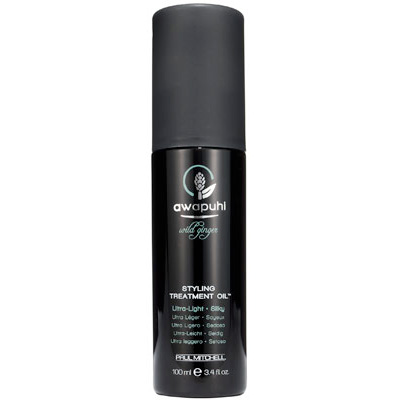 Paul Mitchell Awapuhi Styling Treatment Oil Ultra Light 100ml
