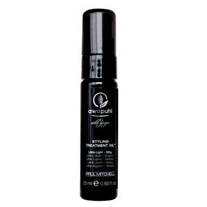 Paul Mitchell Awapuhi Styling Treatment Oil Ultra Light 25ml