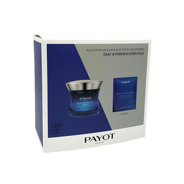 Payot Blue Techni Liss Jour & Blue Techni Liss Mask Set