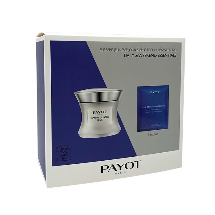 Payot Supreme Jeunesse Jour & Blue Techni Liss Mask Set