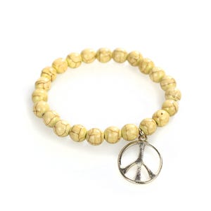 Atida Peace and Love Bracelet