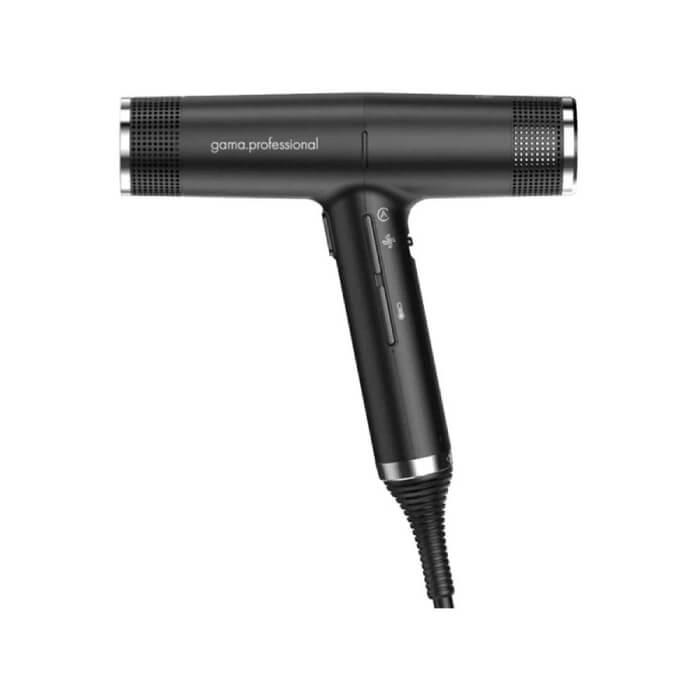 Gama Professional iQ Perfetto Hair Dryer - Black