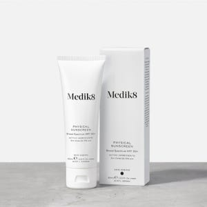 Medik8 Physical Sunscreen 50+ 60ml
