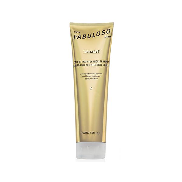 Evo Fabuloso Preserve Colour Maintenance Shampoo 250ml