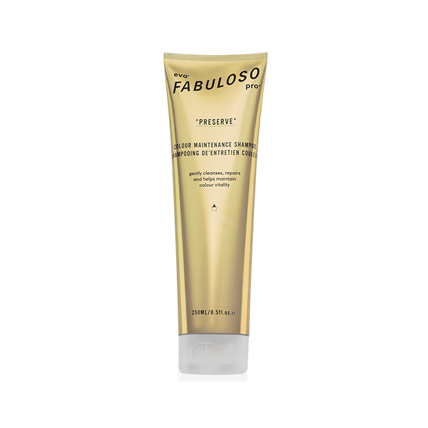 Evo Fabuloso Preserve Colour Maintenance Shampoo 250ml