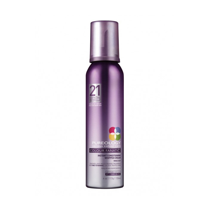 Pureology Colour Fanatic Whipped Cream Treatment 133ml