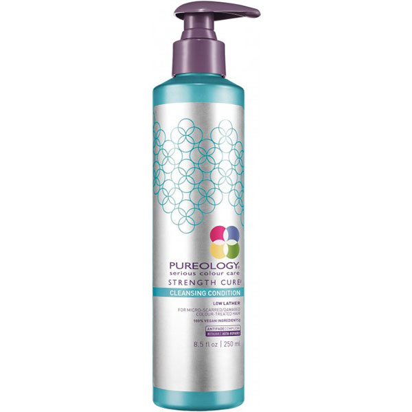 Pureology Strength Cure Cleansing Condition 250ml