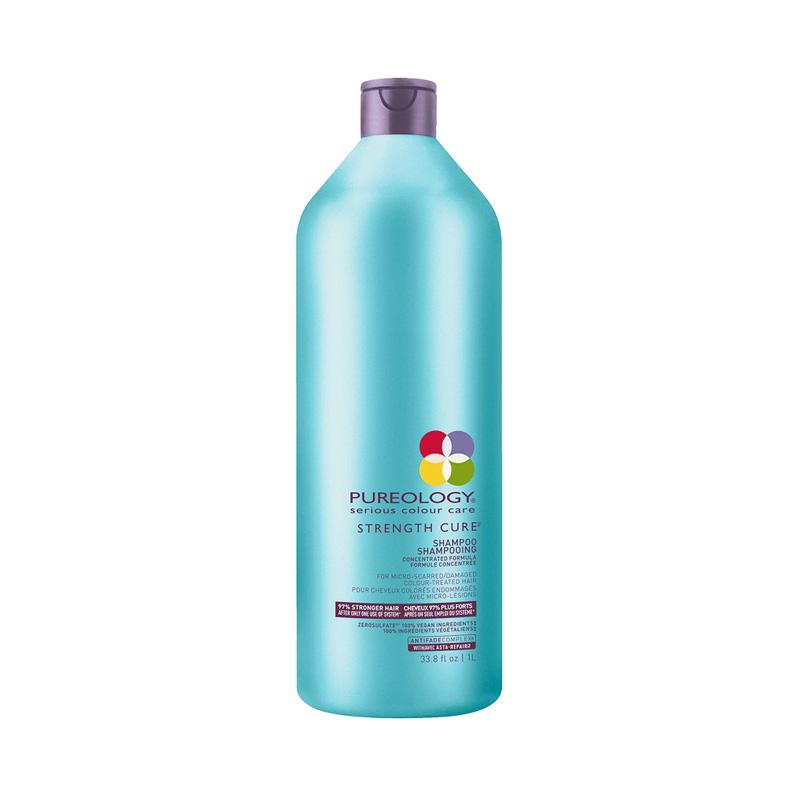 Pureology Strength Cure Shampoo 1 Litre