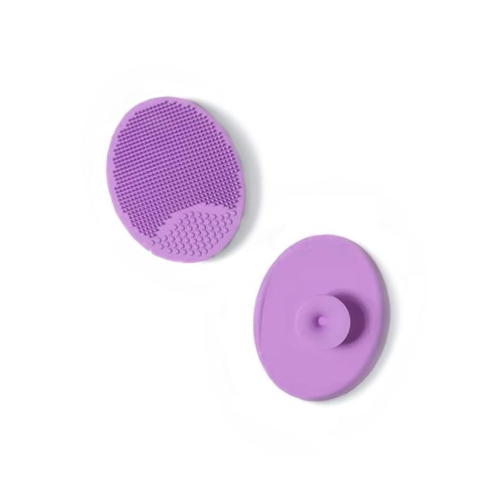 Catwalk Facial Cleansing Mitt Purple