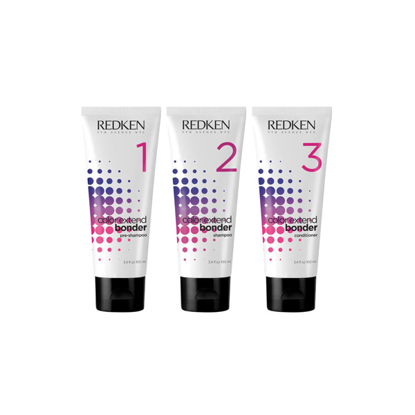 Redken Colour Extend Bonder 3 Step Kit
