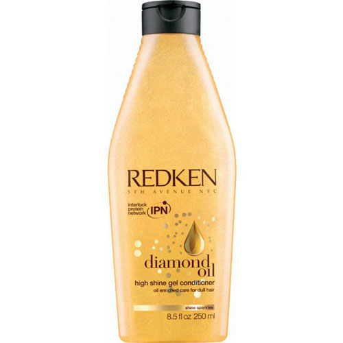 Redken Diamond Oil High Shine Gel Conditioner 250ml