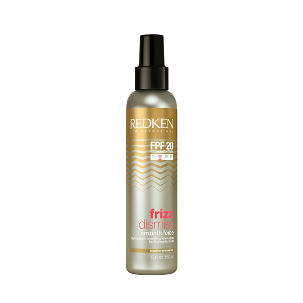 Redken Frizz Dismiss FPF 20 Smooth Force Smoothing Lotion Spray 150ml