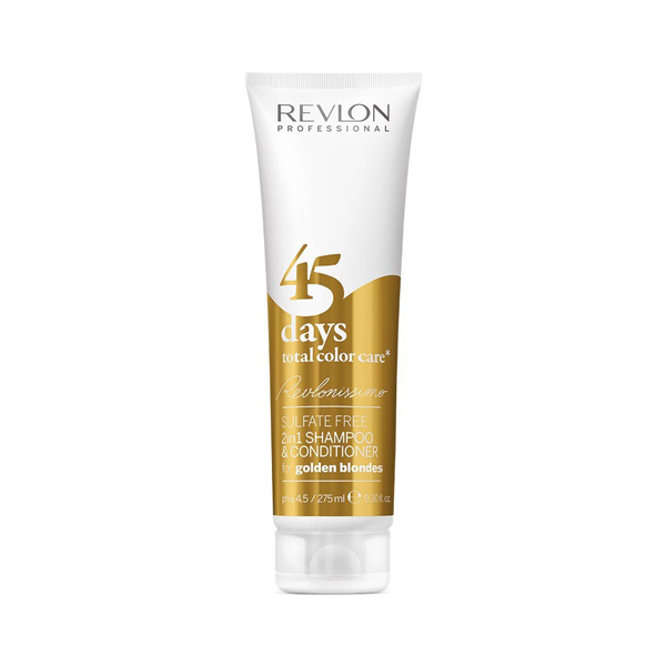Revlon Professional 45 Days Golden Blondes 275ml